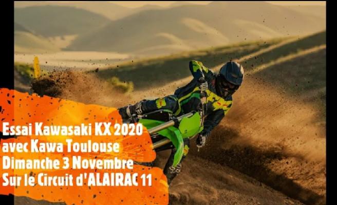 Essais KX 2020