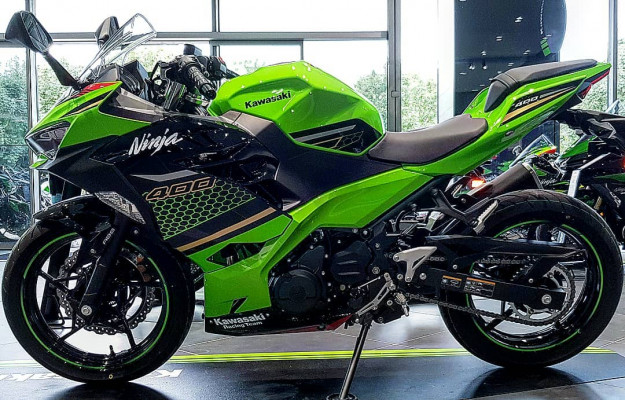 Nouvelle Ninja 400 !!!!!!